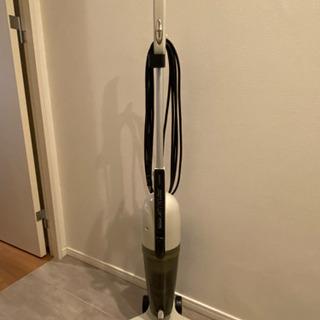 ツインバード 掃除機 スティック型クリーナー