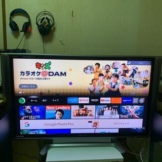 シャープ AQUOS 46インチ 液晶テレビ