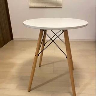 イームズテーブル サークルテーブル ニトリ