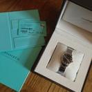 TIFFANY腕時計、アトラスTMドームウォッチ