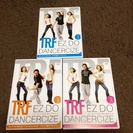 TRF EZ DO DANCERCIZE 3本セット(美品)
