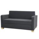 IKEA2人掛けソファーベッドです。