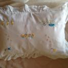 スリランカから輸入した100%天然コットン赤ちゃん用枕送料…