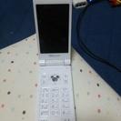 ディズニー携帯 DM004SH ホワイト♪