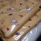 本日18時までに来れる方限定子供用真綿敷き掛け布団