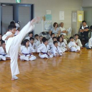 国際福祉空手道連盟 拳成館、生徒募集! − 神奈川県