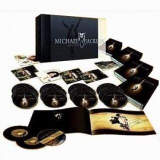 Michael Jackson .Ultimate Limited Edition 35枚組CD+DVD − 静岡県