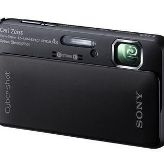 ★在庫1台★SONY デジタルカメラ DSC-TX10 ブラック★新品