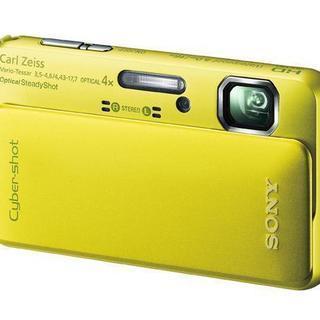 ★在庫1台★SONY デジタルカメラ DSC-TX10 グリーン★新品