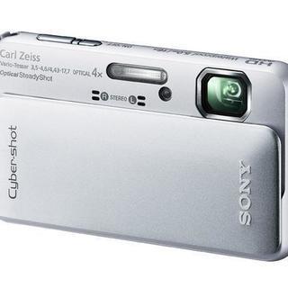★在庫1台★SONY デジタルカメラ DSC-TX10 シルバー★新品