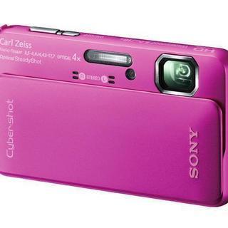 ★在庫1台★SONY デジタルカメラ DSC-TX10 ピンク★新品