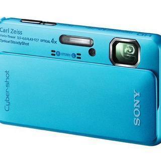 ★在庫1台★SONY デジタルカメラ DSC-TX10 ブルー★新品