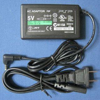 SONY PSP1000・2000・3000用 ACアダプ…