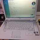 NEC ノート型PC  Lavie動作済み  値下げしました。