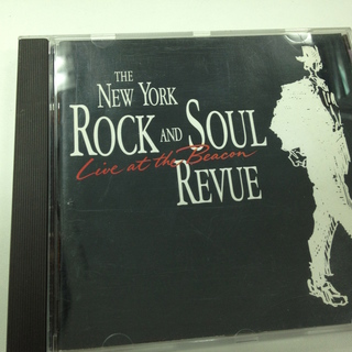 THE NEW YORK  ROCK and SOUL REVU...