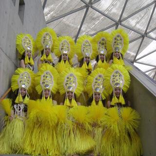 タヒチアンダンス 生徒募集