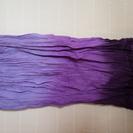 値下げしました!紫のマキシスカート
