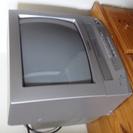 シャープのテレビデオ(VT-14G2)、ブラウン管です