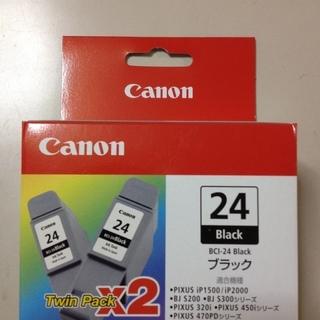Canon純正 インクタンク ブラック2本パック BCI-…