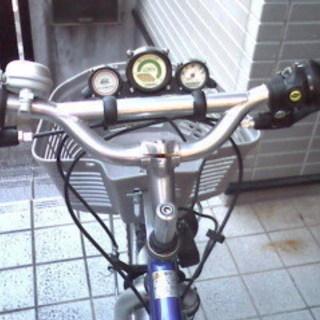 シマノ製変速機付き男児自転車 − 兵庫県