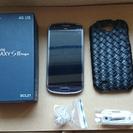 Galaxy S3 SCL21 オメガブルー