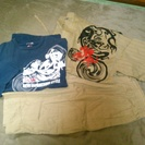 MID購入魂 超大きいサイズ Tシャツ&甚平