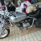 マグナ125cc (エンジン載せ替え)