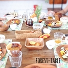 forest-table(食にまつわる楽しい事)。毎月、発酵調味料...
