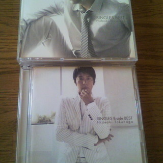 徳永英明さんのベストアルバム「SINGLES BEST」「…