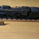 SLのD51の模型