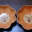 ポンデライオンの皿