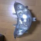 グランドディンク125Xヘッドライトレンズ