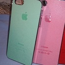 iPhoneケース 5と5sです。