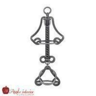 圧倒的な重量感 鍛冶屋の知恵の輪 自由の鐘の音 全12種類