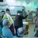 和太鼓で見てくれる方やお年寄りを元気にしよう!