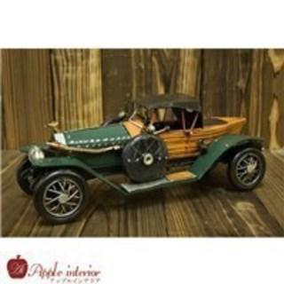 ブリキ玩具 クラシック車 ロールスロイス1914 シルバーゴース