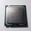 CPUーintel  core2duo  2.33GHZ