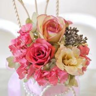 未経験の方からお花を仕事にしたい方まで楽しくお花の知識や技術を身に付けてみませんか? - 教室・スクール