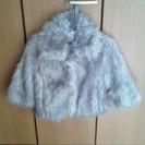 ANAPフェイクファーのコート