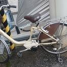 ●終了●電動自転車★YAMAHA  (中古)値下げしました!