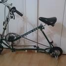 8インチ 折り畳み自転車 BIRTHiS222