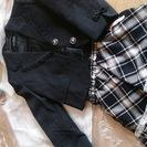 入学式 女児スーツ 120cm xoxo