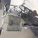 自転車、譲ります