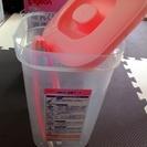 ほ乳瓶消毒ケース ピジョンのミルクポン