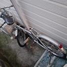 折り畳み自転車、緊急で引き取って頂...