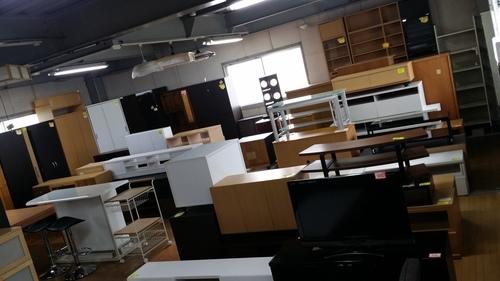 中古オフィス家具の販売・買取|ミラクル大阪店