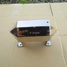 実働のTW200より、外しました!電装ボックスです。