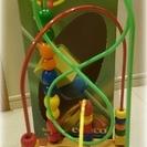 木のおもちゃ educo カナダ製 知育玩具