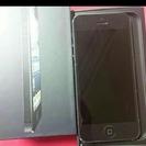 iPhone5 32GB 黒