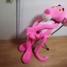 どでかいピンクパンサー【美品】
